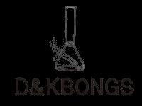 D&K bongs logo