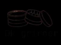 DK grinder logo